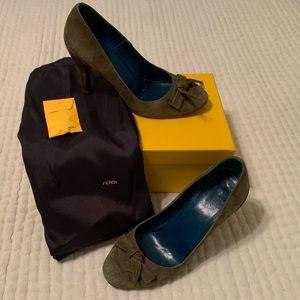 Fendi shoes, size 37.5